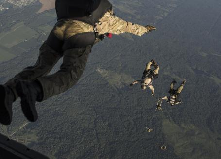 Air Commandos participate in joint force exercise