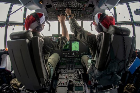 U.S. Indo-Pacific Forces Participate in Annual Operation Christmas Drop