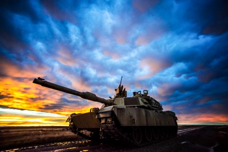 M1A2 Live-Fire
