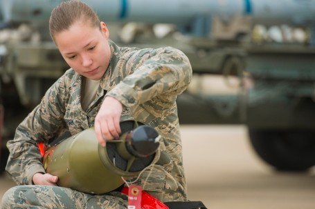 56th Fighter Wing Quarterly Load Crew Competition