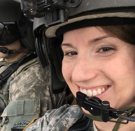 WOMEN ARMY ID10