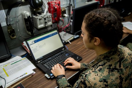 Marine Corps upgrades GCSS-MC, reduces time from data to decision